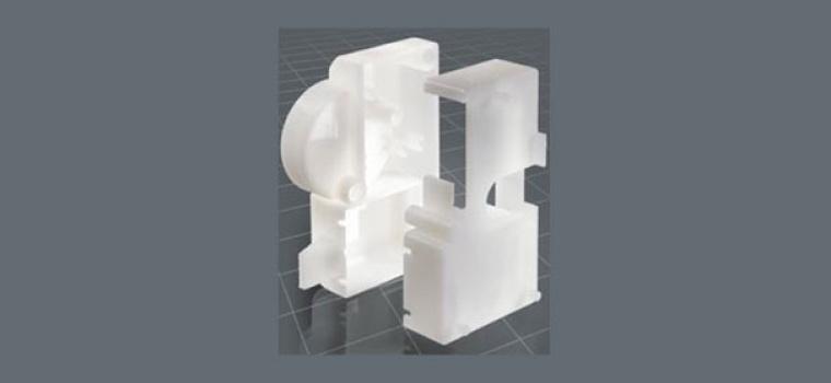 Accura® ABS White (SL 7810) Image